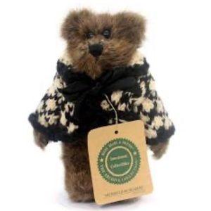 🆕Boyd's Bears Archibald Mcbearlie Teddy Bear